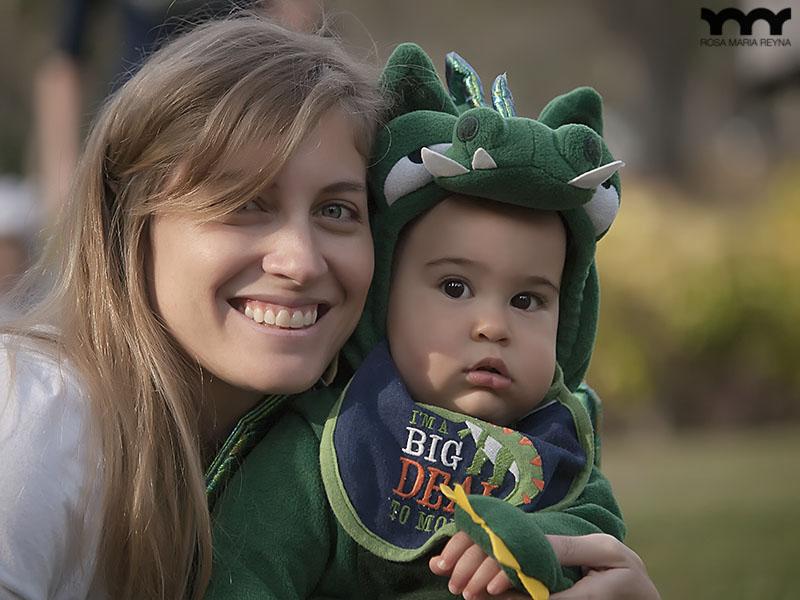 Mi dragoncito y yo