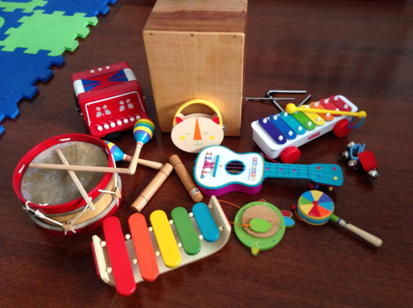 La colección de instrumentos de Joaco