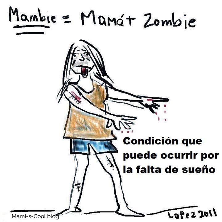 Me siento totalmente identificada con esta condición. ¿Hay más Mambies por allí?