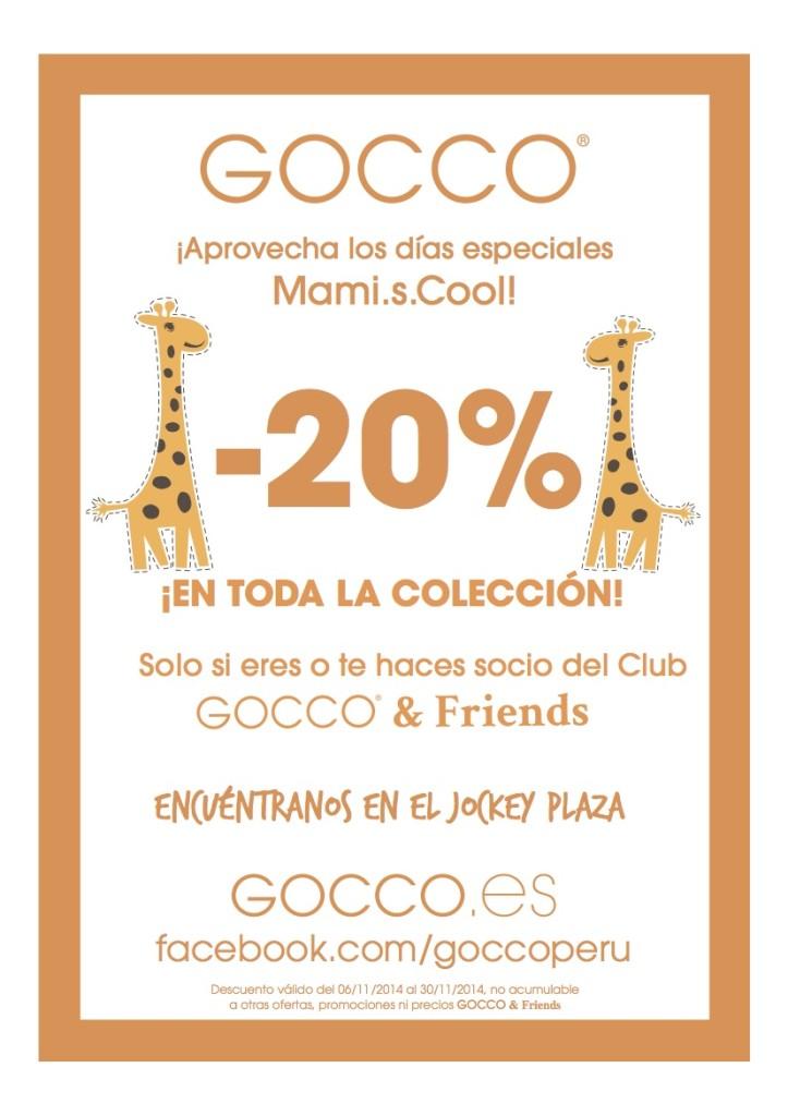 Tarjeta Descuento Mami.s.Cool 2
