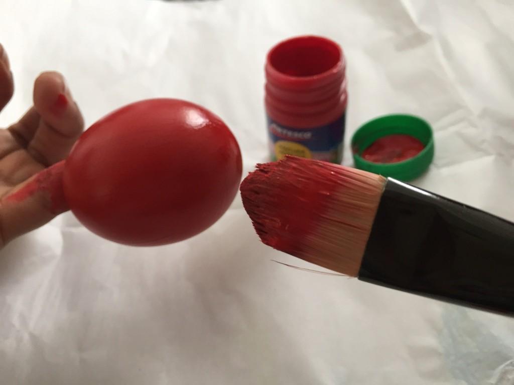 La pintura con efecto perlado le da un toque lindo ;)