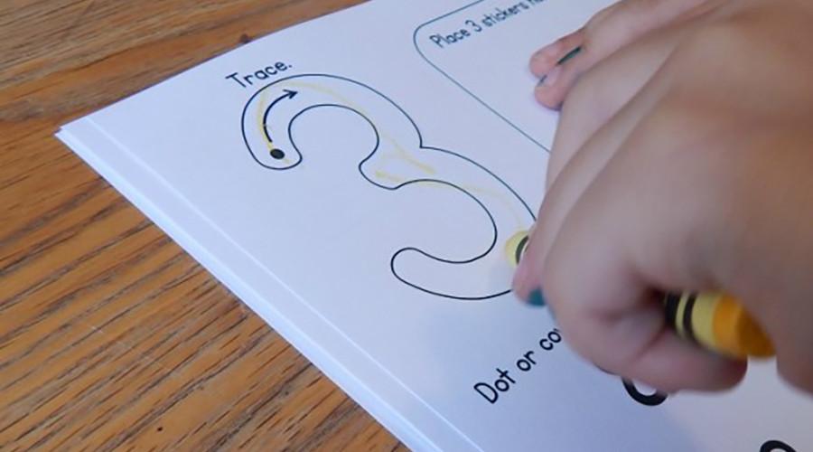 Actividades para imprimir para niños pequeños | Mami-s-Cool